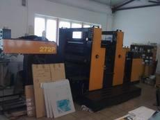 Продам офсетную печатную листовую машину SOLNA 272 P